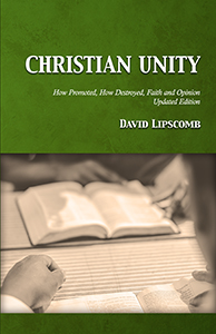 Christian Unity (cover)