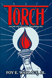 Torch (cover)